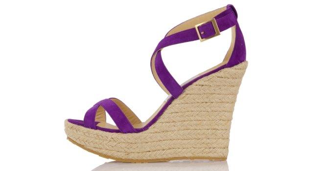 new product ad0f3 cb842 High Heels treffen auf Wedges - BEAUTY - FIT GESUND SCHOEN