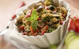 Quinoa mit wichtigen Aminosäuren