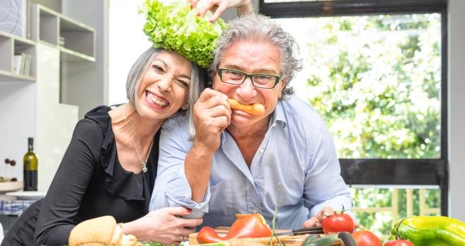 Altersgerechte Ernährung - angepasster Energiebedarf