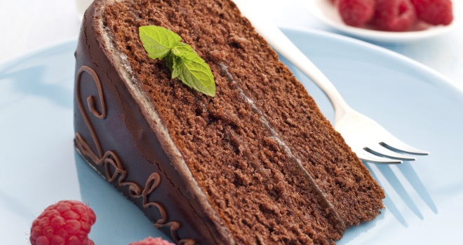 Sachertorte Zaubert Glucksgefuhle Food Fit Gesund Schoen