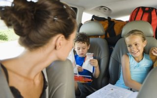 Stressfreier Urlaub mit Kindern